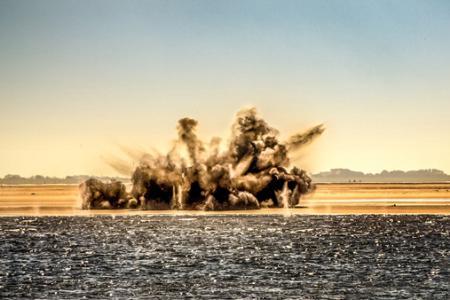 explosieven