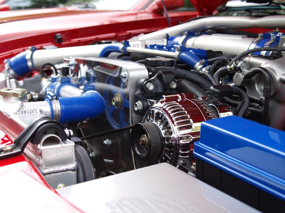 onderdelen voor de aut